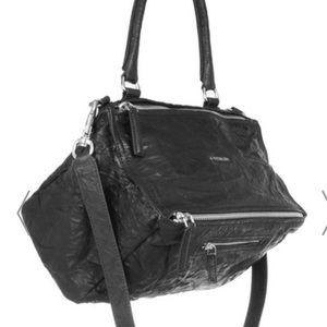 Givenchy Medium Pandora washed-leather bag